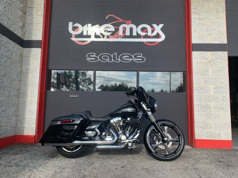 2011 Harley Davidson Street Glide for sale at BIKEMAX, LLC in Palos Hills IL
