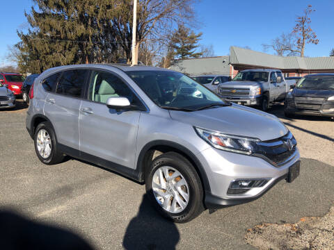2015 Honda CR-V for sale at Chris Auto Sales in Springfield MA