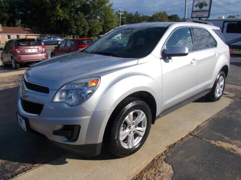 2015 Chevrolet Equinox for sale at High Country Motors in Mountain Home AR