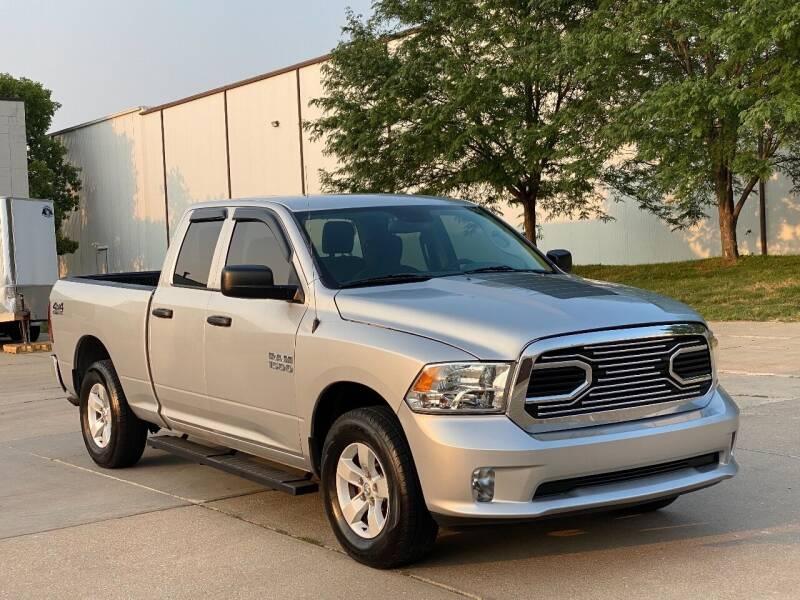 2016 RAM Ram Pickup 1500 for sale at MILANA MOTORS in Omaha NE