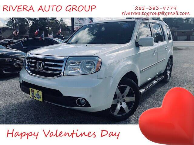 2013 Honda Pilot for sale at Rivera Auto Group in Spring TX