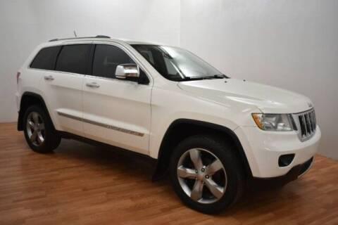 2011 Jeep Grand Cherokee for sale at Paris Motors Inc in Grand Rapids MI