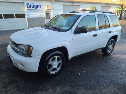 2008 Chevrolet TrailBlazer for sale at Driven Motors in Staunton VA