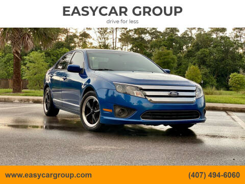 2012 Ford Fusion for sale at EASYCAR GROUP in Orlando FL