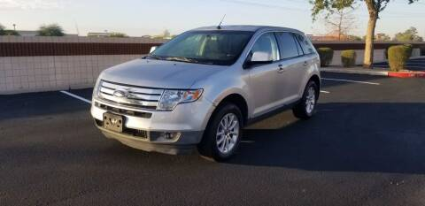 2009 Ford Edge for sale at Sooner Automotive Sales & Service LLC in Peoria AZ