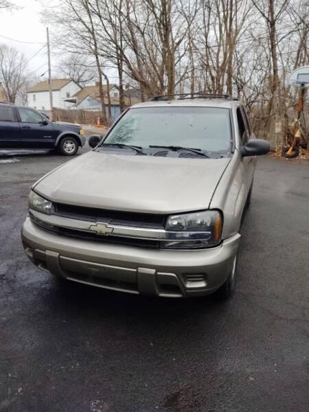 2002 Chevrolet TrailBlazer LT 4WD 4dr SUV - Pittsfield MA