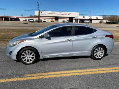 2011 Hyundai Elantra for sale at Double K Auto Sales in Baton Rouge LA