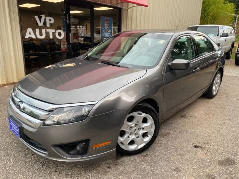 2010 Ford Fusion for sale at VP Auto in Greenville SC