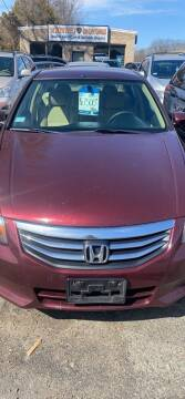 2012 Honda Accord for sale at Whiting Motors in Plainville CT
