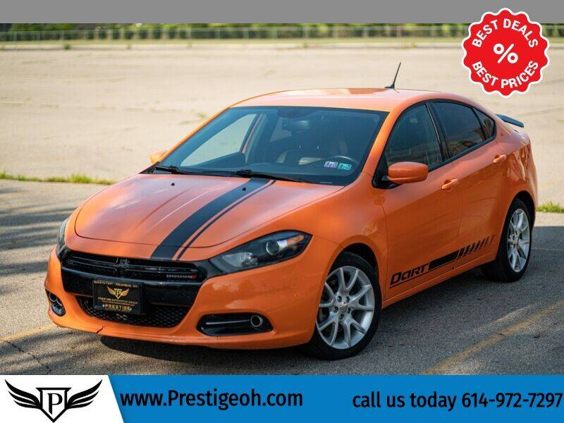 2013 Dodge Dart for sale in Columbus, OH