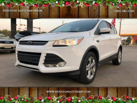 2013 Ford Escape for sale at Houston Auto Emporium in Houston TX