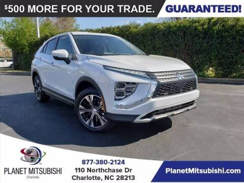 2022 Mitsubishi Eclipse Cross for sale at Planet Automotive Group in Charlotte NC