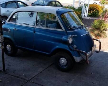 1959 BMW 600 for sale at Classic Car Deals in Cadillac MI