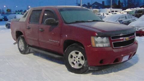 2007 Chevrolet Avalanche for sale at Dependable Used Cars in Anchorage AK