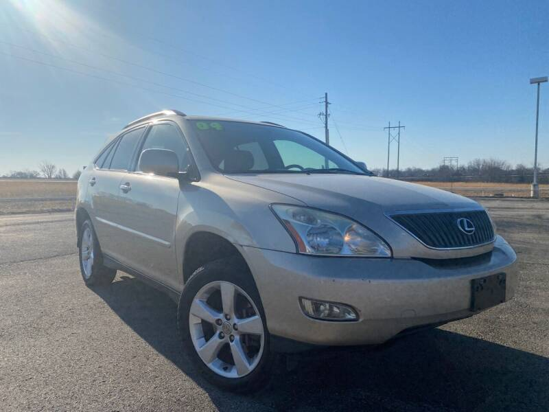 2004 Lexus RX 330 for sale at ANDERSON MOTORCARS in Okemah OK