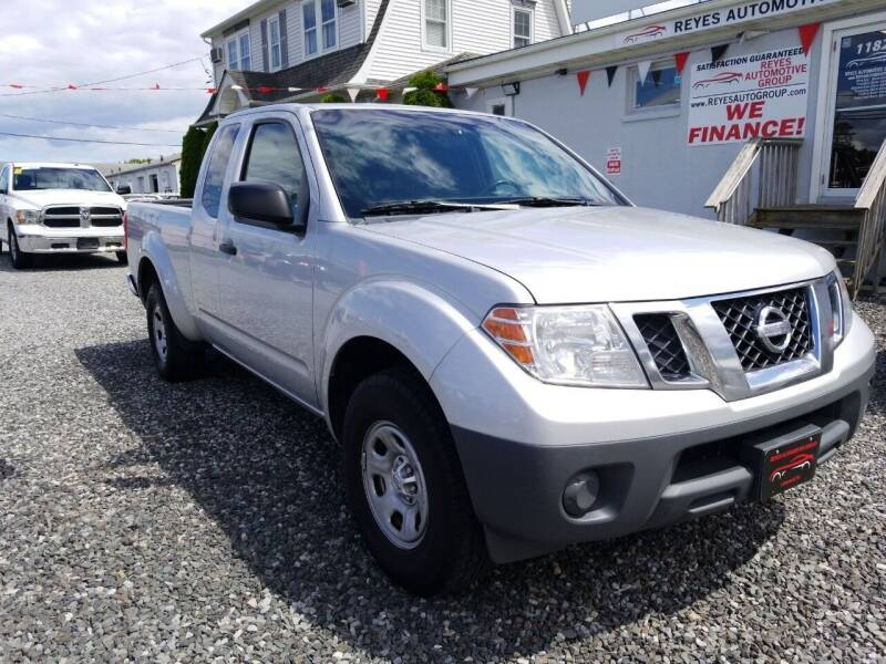 2013 Nissan Frontier for sale at Reyes Automotive Group in Lakewood NJ
