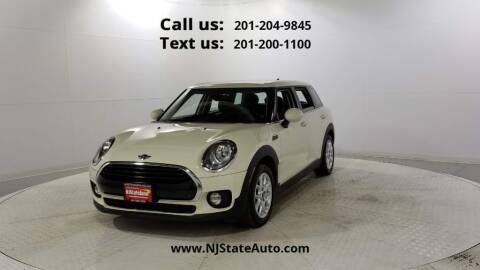 2017 MINI Clubman for sale at NJ State Auto Used Cars in Jersey City NJ