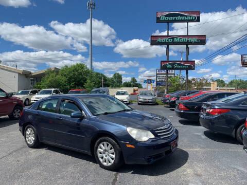2007 Chrysler Sebring for sale at Boardman Auto Mall in Boardman OH