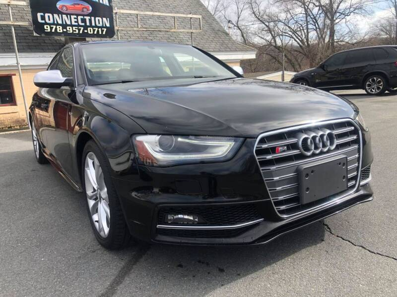 2014 Audi S4 for sale at Dracut's Car Connection in Methuen MA