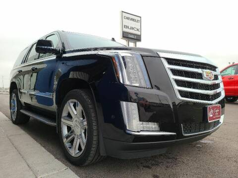 2017 Cadillac Escalade for sale at Tommy's Car Lot in Chadron NE