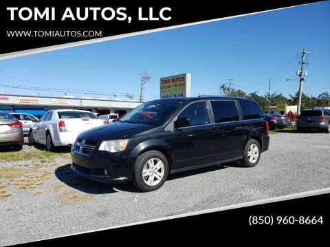 2012 Dodge Grand Caravan for sale at TOMI AUTOS, LLC in Panama City FL