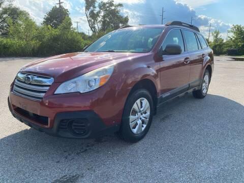 2013 Subaru Outback for sale at Mr. Auto in Hamilton OH