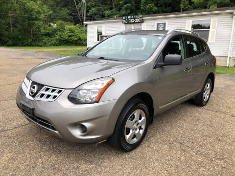 2014 Nissan Rogue Select for sale at Riley Auto Sales LLC in Nelsonville OH