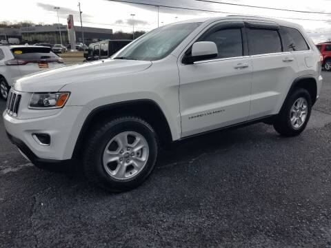 2014 Jeep Grand Cherokee for sale at Moores Auto Sales in Greeneville TN