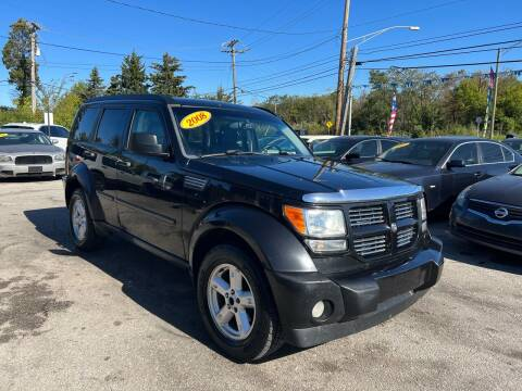 2008 Dodge Nitro for sale at I57 Group Auto Sales in Country Club Hills IL