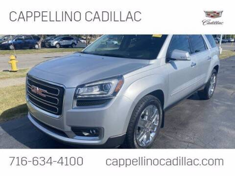 2017 GMC Acadia Limited for sale at Cappellino Cadillac in Williamsville NY