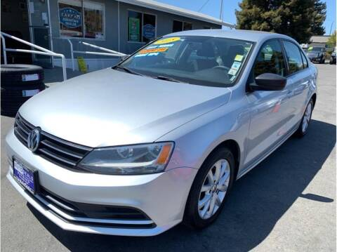 2015 Volkswagen Jetta for sale at AutoDeals in Hayward CA