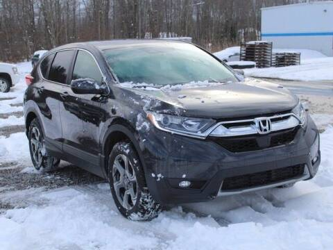 2018 Honda CR-V for sale at Street Track n Trail - Vehicles in Conneaut Lake PA