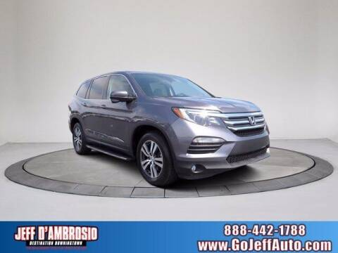 2017 Honda Pilot for sale at Jeff D'Ambrosio Auto Group in Downingtown PA