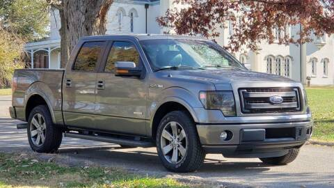 2013 Ford F-150 for sale at Digital Auto in Lexington KY