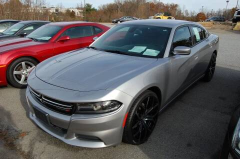 2015 Dodge Charger for sale at Modern Motors - Thomasville INC in Thomasville NC