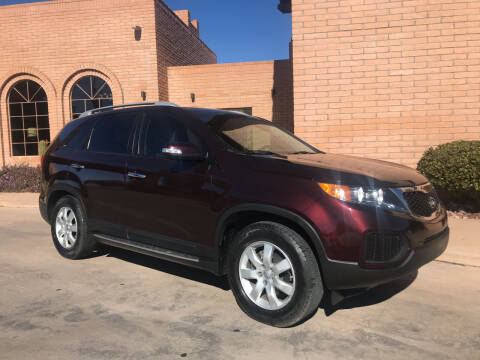 2012 Kia Sorento for sale at Freedom  Automotive in Sierra Vista AZ