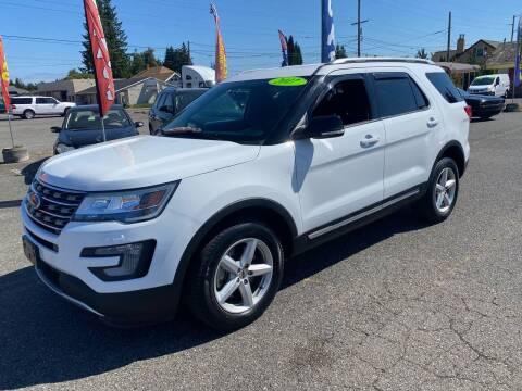 2017 Ford Explorer for sale at MK MOTORS in Marysville WA