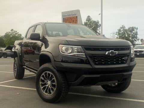 2018 Chevrolet Colorado for sale at gogaari.com in Canoga Park CA