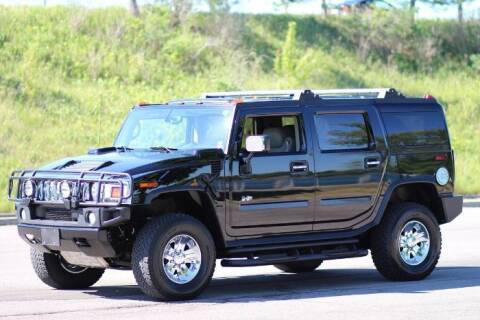 2004 HUMMER H2 for sale at Classic Car Deals in Cadillac MI