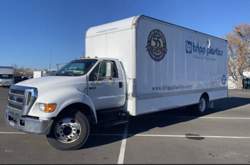 2005 Ford F-650 Super Duty for sale at Auto Deals in Roselle IL