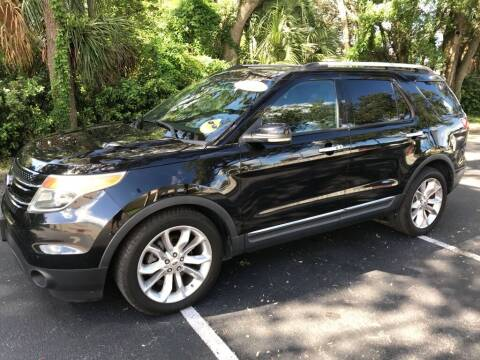 2012 Ford Explorer for sale at AUTO IMAGE PLUS in Tampa FL