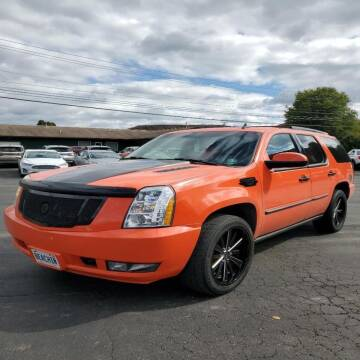 2007 Cadillac Escalade for sale at Premium Auto Outlet Inc in Sewell NJ