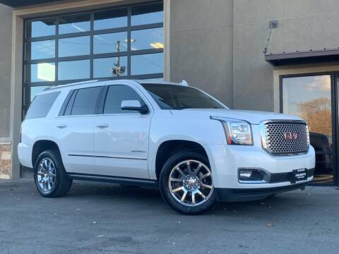 2017 GMC Yukon for sale at Unlimited Auto Sales in Salt Lake City UT