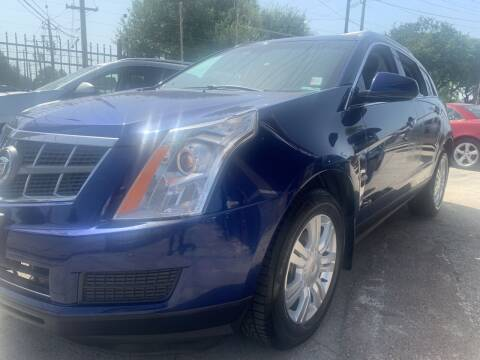 2012 Cadillac SRX for sale at FAIR DEAL AUTO SALES INC in Houston TX