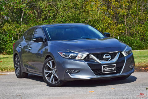 2017 Nissan Maxima for sale at Rosedale Auto Sales Incorporated in Kansas City KS