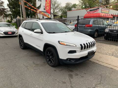 2016 Jeep Cherokee for sale at Metro Auto Exchange 2 in Linden NJ