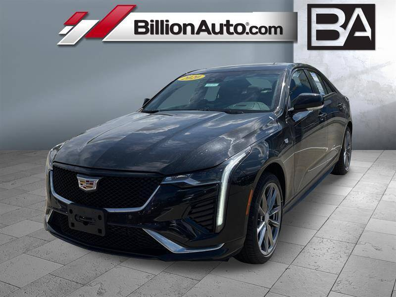 2020 Cadillac CT4 for sale in Iowa City, IA