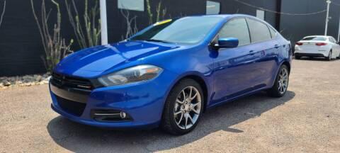 2014 Dodge Dart for sale at Fast Trac Auto Sales in Phoenix AZ