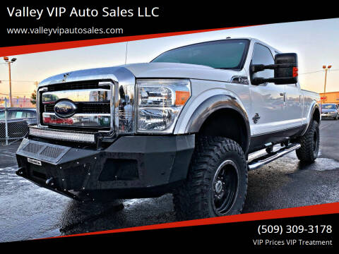 2012 Ford F-350 Super Duty for sale at Valley VIP Auto Sales LLC in Spokane Valley WA