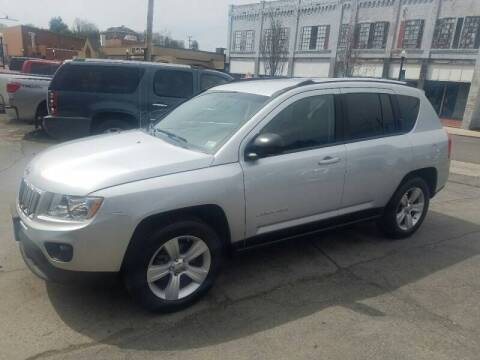 2011 Jeep Compass for sale at East Main Rides in Marion VA